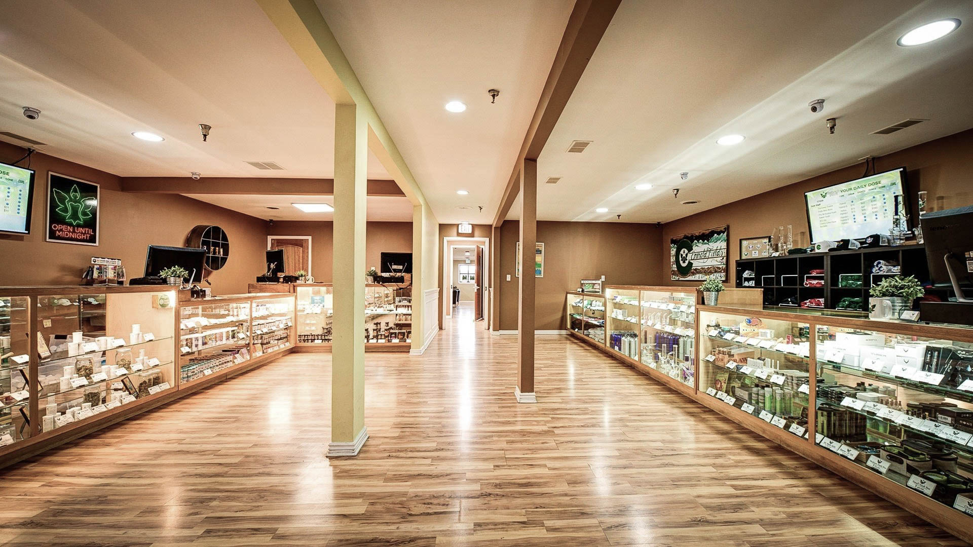 Emerald Fields | Glendale CO | Recreational Marijuana Dispensary