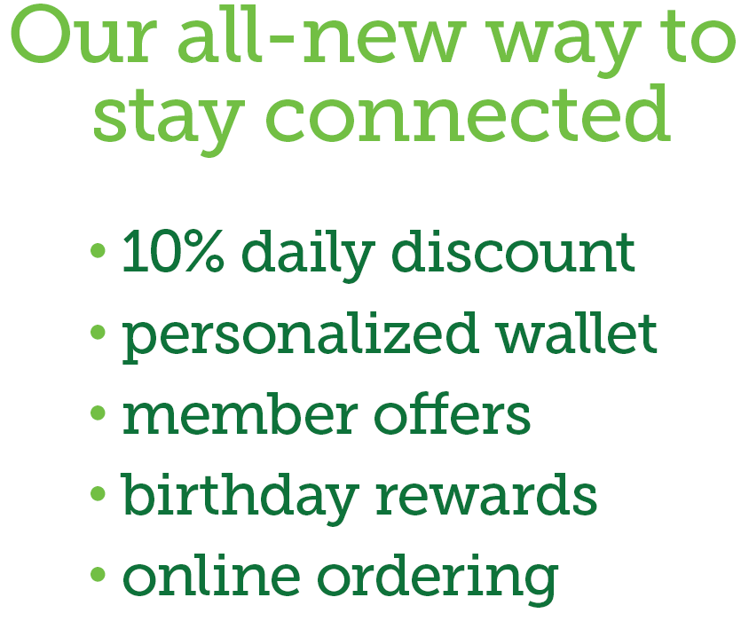 our all-new way to stay connected