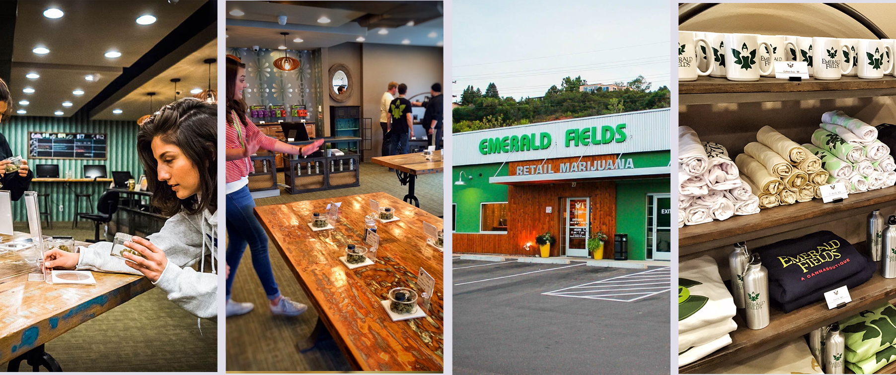 Emerald Fields Manitou Recreational Dispensary